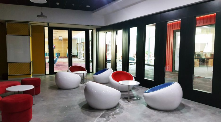 Glass Sliding Partition – High Acoustic